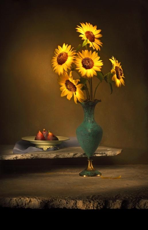 3-Russ-Salamon-Sunflowers