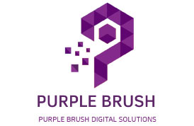 purple-brush